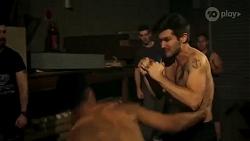 Kane Jones, Ned Willis in Neighbours Episode 8235