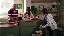 Karl Kennedy, Bea Nilsson, Susan Kennedy in Neighbours Episode 8236