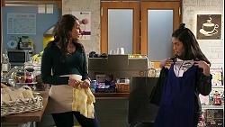 Dipi Rebecchi, Yashvi Rebecchi in Neighbours Episode 8236