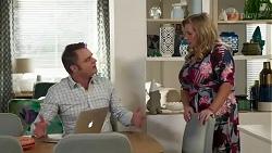 Gary Canning, Sheila Canning in Neighbours Episode 8237
