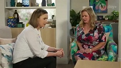 Amy Williams, Sheila Canning in Neighbours Episode 8237