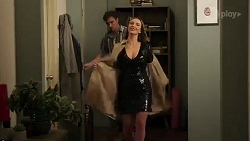 Kyle Canning, Amy Williams in Neighbours Episode 8237
