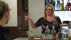 Roxy Willis, Sheila Canning in Neighbours Episode 8239
