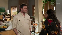 Nell Rebecchi, Shane Rebecchi, Dipi Rebecchi in Neighbours Episode 8240
