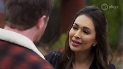 Shane Rebecchi, Dipi Rebecchi in Neighbours Episode 8240
