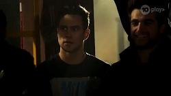 Aaron Brennan in Neighbours Episode 8240