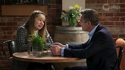 Harlow Robinson, Paul Robinson in Neighbours Episode 8241