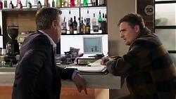 Paul Robinson, Kyle Canning in Neighbours Episode 8241