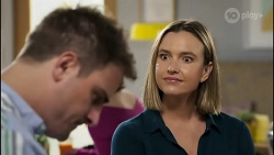 Kyle Canning, Amy Williams in Neighbours Episode 8242