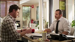 Shane Rebecchi, Toadie Rebecchi in Neighbours Episode 8242
