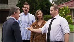 Paul Robinson, Kyle Canning in Neighbours Episode 8242