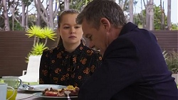Harlow Robinson, Paul Robinson in Neighbours Episode 8243