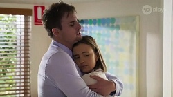 Kyle Canning, Amy Williams in Neighbours Episode 8243
