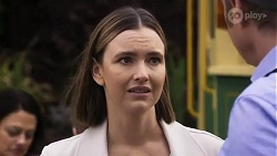 Amy Williams, Gary Canning in Neighbours Episode 8243