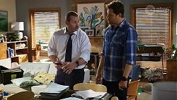 Toadie Rebecchi, Shane Rebecchi in Neighbours Episode 8244