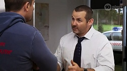 Kyle Canning, Toadie Rebecchi in Neighbours Episode 8244