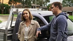 Amy Williams, Kyle Canning in Neighbours Episode 8244