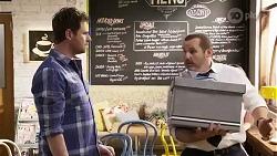 Shane Rebecchi, Toadie Rebecchi in Neighbours Episode 8245