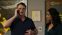 Gary Canning, Dipi Rebecchi in Neighbours Episode 8245