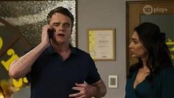 in Neighbours Episode 8245