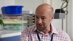Dr Wade D Souza in Neighbours Episode 8246