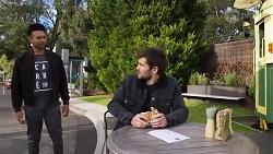 Kane Jones, Ned Willis in Neighbours Episode 8246