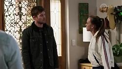 Finn Kelly, Bea Nilsson in Neighbours Episode 8247