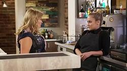 Sheila Canning, Roxy Willis in Neighbours Episode 8247