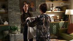 Bea Nilsson, Susan Kennedy in Neighbours Episode 8248