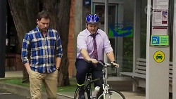 Shane Rebecchi, Toadie Rebecchi in Neighbours Episode 8249