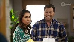 Dipi Rebecchi, Shane Rebecchi in Neighbours Episode 8249