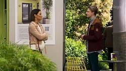 Elly Conway, Dean Mahoney in Neighbours Episode 8250