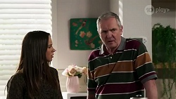 Bea Nilsson, Karl Kennedy in Neighbours Episode 8250