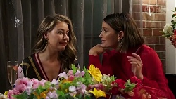 Chloe Brennan, Elly Conway in Neighbours Episode 8250