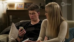 Hendrix Greyson, Roxy Willis in Neighbours Episode 8250