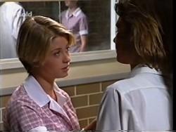 Danni Stark, Malcolm Kennedy in Neighbours Episode 2356