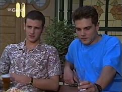 Luke Handley, Mark Gottlieb in Neighbours Episode 2358