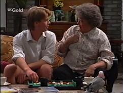Brett Stark, Marlene Kratz in Neighbours Episode 2358