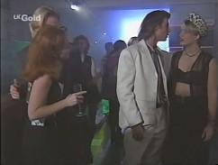 Kingston White, Ren Gottlieb, Malcolm Kennedy, Danni Stark in Neighbours Episode 2358