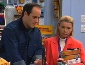 Philip Martin, Helen Daniels in Neighbours Episode 2447