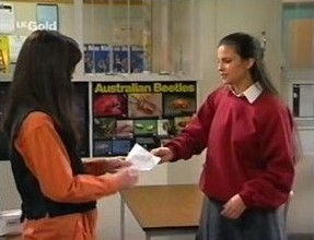 Susan Kennedy, Stacey Griffiths in Neighbours Episode 2447