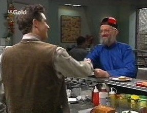Mark Gottlieb, Colin Taylor in Neighbours Episode 2447