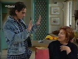 Darren Stark, Cheryl Stark in Neighbours Episode 2656
