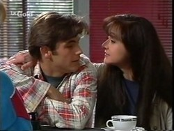 Malcolm Kennedy, Susan Kennedy in Neighbours Episode 2656