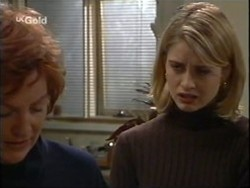 Cheryl Stark, Danni Stark in Neighbours Episode 2656