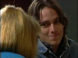 Angie Rebecchi, Darren Stark in Neighbours Episode 2656