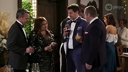 Paul Robinson, Terese Willis, Finn Kelly, Toadie Rebecchi in Neighbours Episode 8251