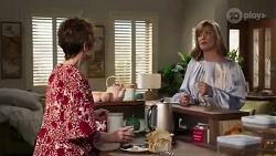 Susan Kennedy, Claudia Watkins in Neighbours Episode 8252