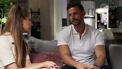 Chloe Brennan, Pierce Greyson in Neighbours Episode 8252