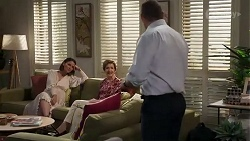 Elly Conway, Susan Kennedy, Toadie Rebecchi in Neighbours Episode 8252